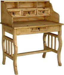 Rustico Pine Desk