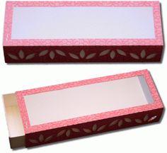Silhouette Online Store - View Design #60727: 3d sliding window box