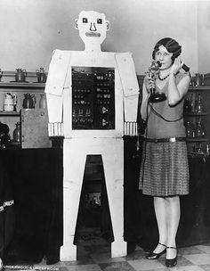Televox robot