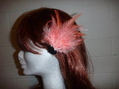 Coral Flare - Top End Millinery