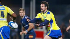 Brock JAMES - Clermont #ASM H Cup, Rugby Championship, Toulouse France, Top 14, Sports, Men, Style, Auvergne, Fresco