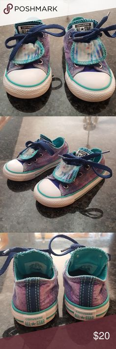 Converse Chuck Taylor sneakers Converse toddler sneakers in very good shape. No major marks. Converse Shoes Sneakers