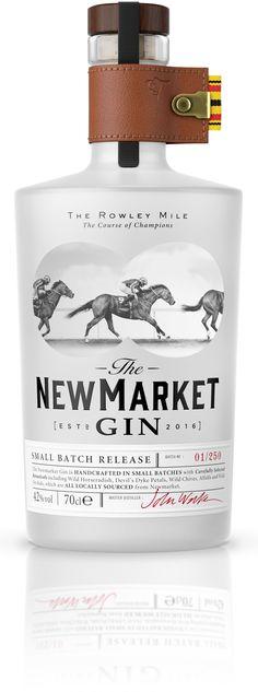 Newmarket Gin - Newmarket