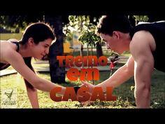 Casal Fitness ♥ O mais perfeito treino em Dupla ♥ Couple Workout   Projeto Street Workout - YouTube
