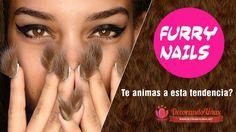 Furry Nails (uñas con plumas o pelos) la tendencia de uñas del momento - http://xn--decorandouas-jhb.net/furry-nails-unas-con-plumas-o-pelos-la-tendencia-de-unas-del-momento/