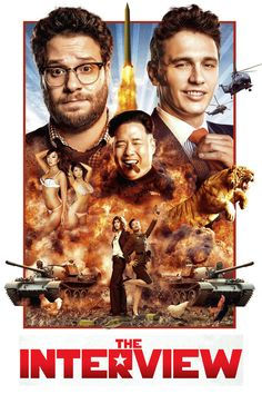Watch The Interview 2014 Full Movie Online Free
