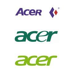 Acer logo evolution