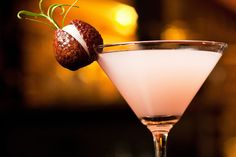 The Lychee Martini is a beautiful cocktail and very easy to make. Learn how to make this exotic vodka martini and the lychee syrup or liqueur used in it.