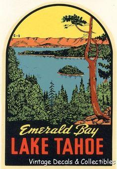 Lake Tahoe #lulusrocktheroad