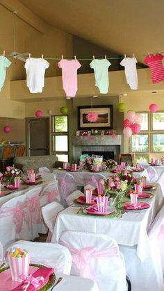 Celebrate in style with these 14 perfect baby shower ideas from Pinterest | Family & Money | Money - Closer