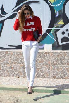 LOVELY R E D « MissComunication | Fashion Blog by Pepi Antón