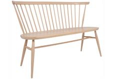 Ercol Originals Loveseat | Benches | Chairs & Stools | Furniture | Heal's