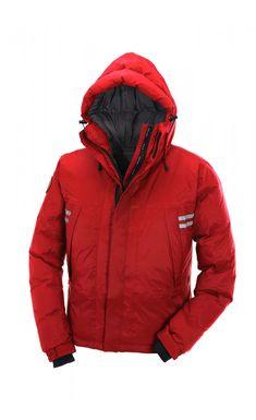 Canada Goose down replica authentic - Canada Goose Expedition Parka Red Men - Canada Goose ($922��$279 ...