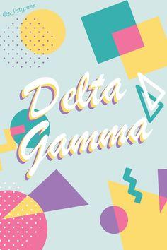 Shop for all your favorite Delta Gamma Bid Day gifts, jewelry and bundles at www.alistgreek.com! #bidday #sororitygraphic #gogreek #deltagamma #deegee #dg #alistgreek #sororitywallpaper