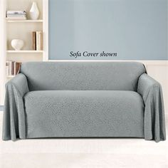 29 60USD Cotton Knitted Universal Sofa Cover For Single Double Three  Four Seat Sofa Anti Static Stretch Slipcover L Shape Sofa Cover | SOFA COVER  ...