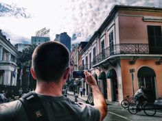 Real New Orleans - Sharing my experience in 7 special stories and photos.