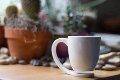 Tigere Chiriga - Floating Mug. La taza que flota