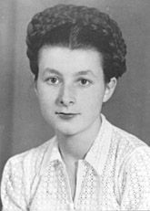 """Simone Arnold Liebster was born in 1930 in Mulhouse, French Alsace. After the incorporation of Alsace into the German Reich during World War II, Liebster's family suffered increasing harrassment from the Nazis for following the Jehovah's Witness faith. Eventually both her father and mother were arrested and sent to concentration and detention camps while she was placed in a correctional institution for """"nonconformist"""" youth"""