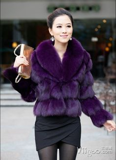I've never wanted anything I've seen on Pinterest as much as this coat. Simply gorgeous!