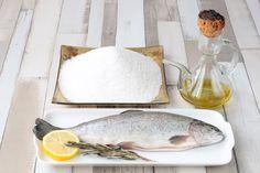 Jak upiec rybę w soli?