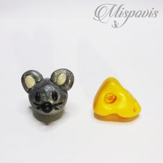Polymer Clay Creations, Polymer Clay, Ear Jewelry, Fimo