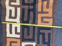 #Kuba #textiles #Mudcloth #africanfashion #africanprint #africanart #artgalleryfabrics #clothing #antiquebead #glassbeads #tradeshow #beadshow #tucsonbeadshow old beads