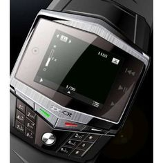 NEW Version Ultra-thin Quad-band Watch Mobile Phone FM/MP3/MP4 2M Camera, Price: $132.96