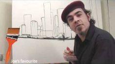 abstrakte acrylmalerei - YouTube