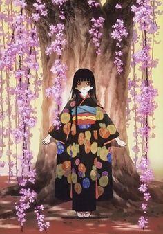Jigoku Shoujo Futakomori at Gogoanime