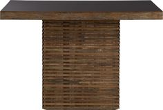 Paloma Square Dining Table in Dining, Kitchen Tables | Crate and Barrel
