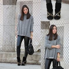 The boots (by Leticia Da Silva) http://lookbook.nu/look/4278415-the-boots