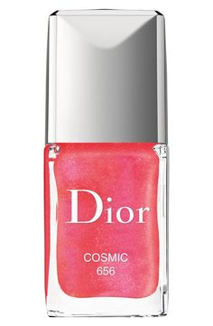Swooning over this gorgeous shade from Dior. Each shade is created with special pigments that give off vibrant, intense color .