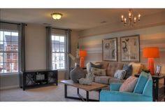 Arora Hills - MPDU's by Beazer Homes in Clarksburg, Maryland
