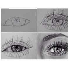 How to Draw Eyes.. by aspasiatsouli