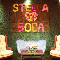 #TBT of @Stella McCartney's visit to @S5A S5A Boca Raton! #Love #SouthFlorida #BocaMag