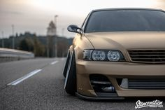 A Street Car Named Desire // Ryo's Toyota Chaser.