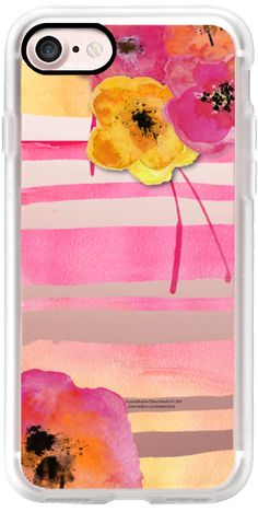 Casetify iPhone 7 Classic Grip Case - Summer Dream by Li Zamperini Art #Casetify