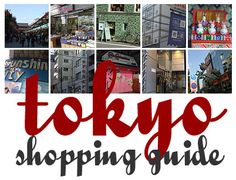 Another great shopping guide with photos and descriptions of the shops.