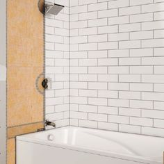 Vapor Water Barrier Installs Over Standard Wall Board Https Www Schluter Com Schluter Us En Us Showers Shower With B Bathtub Shower Tile Shower Systems