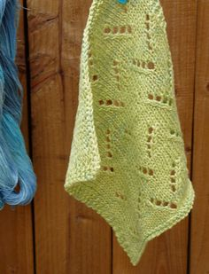 Ravelry: Eco-stitch's linen wash cloth