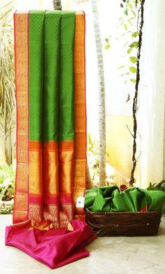 KANCHIVARAM SILK L04142 | Lakshmi