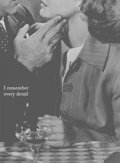 I remember everything.. ♥️