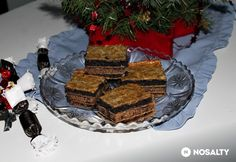 Flódni - hamisítatlan karácsonyi édesség