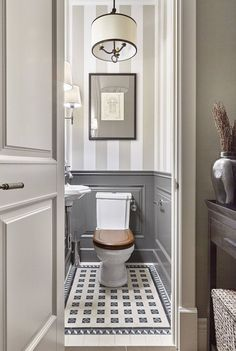 Wainscoting In Bathroom Ideas . Wainscoting In Bathroom Ideas . Bathroom Wainscoting What It is and How to Use It Best Bathroom Designs, Bathroom Design Small, Bathroom Interior Design, Bathroom Ideas, Small Bathroom Paint, Bathroom Layout, Simple Bathroom, Bathroom Colors, Bathroom Remodeling