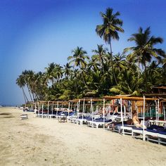 Beach bliss, yoga and nesting turtles in Mandrem, one of the Best Beaches in Goa