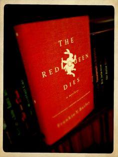 tage-des-lesens:  Neuer Regalbewohner | Frankie Y. Bailey: The Red Queen Dies
