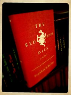 Neuer Regalbewohner | Frankie Y. Bailey: The Red Queen Dies