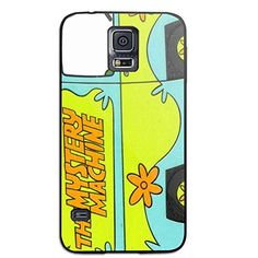 Scooby Doo Mystery Machine for Iphone and Samsung (Samsung Galaxy S5 Black)