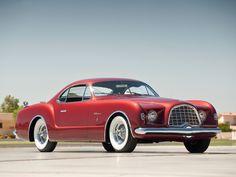 Chrysler D'Elegance Concept Car (1953)