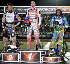 Chris Holder (Avstralija), Tomasz Gollob (Poljska) in Antonio Lindbäck (Švedska) Baseball Cards, Sports, Hs Sports, Sport
